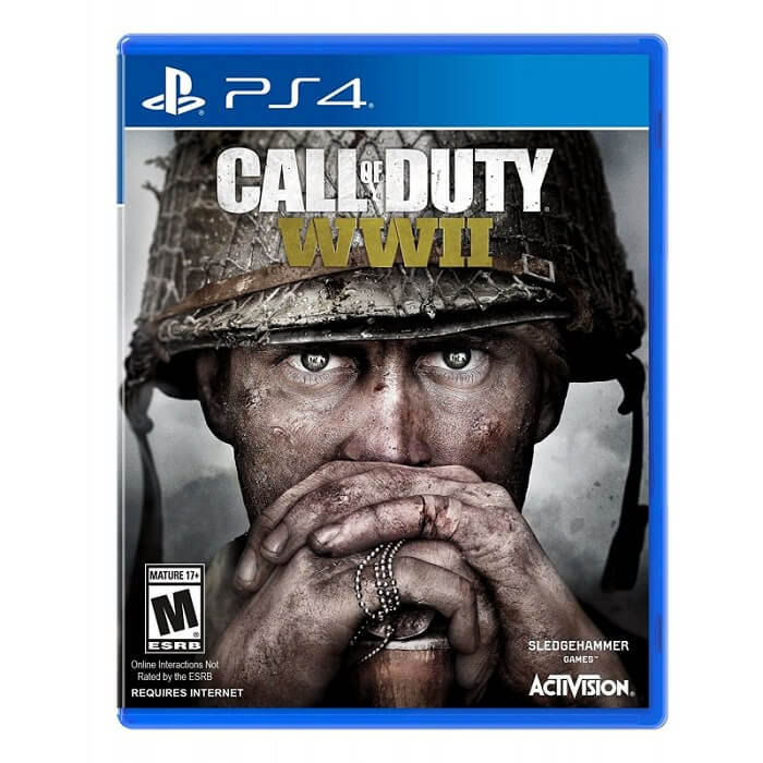 Call Of Duty WWII Standard Edition Reg All
