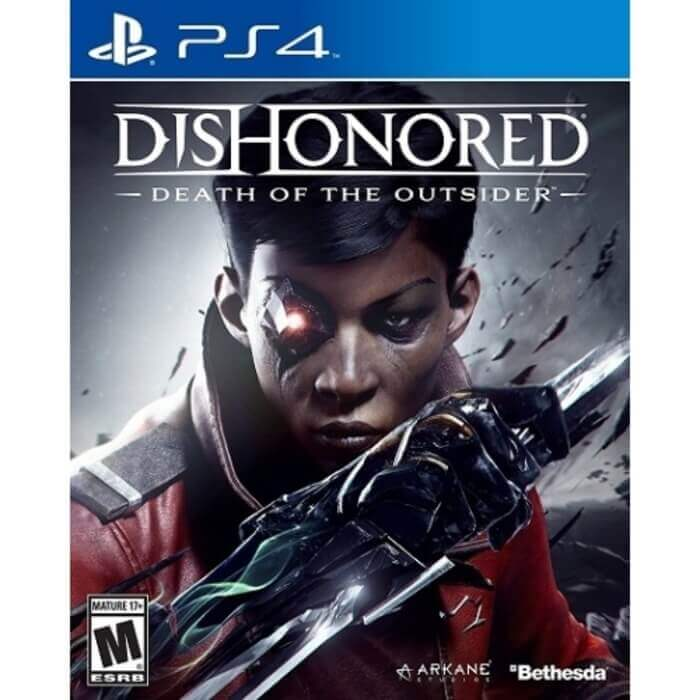 Dishonored Death Of The Outsider Reg 2