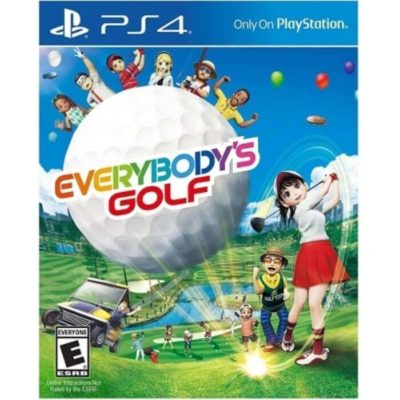 Everybodys Golf Reg 2