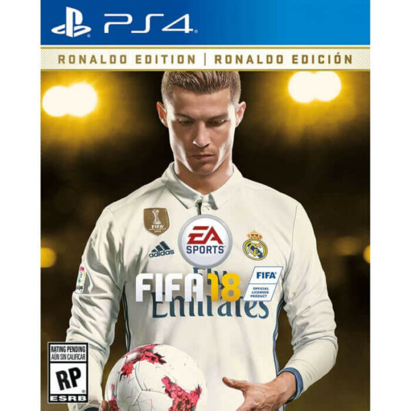 FIFA 18 Ronaldo Edition Reg All