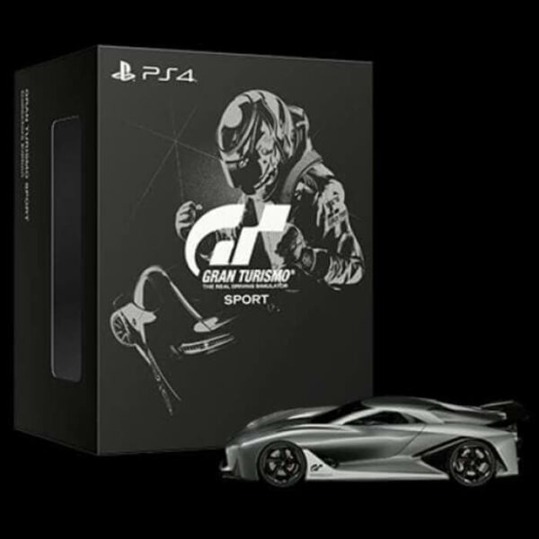 Gran Turismo Sport Collectors Edition Reg 3