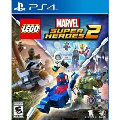 LEGO Marvel Superheroes 2 Reg 3 PS4