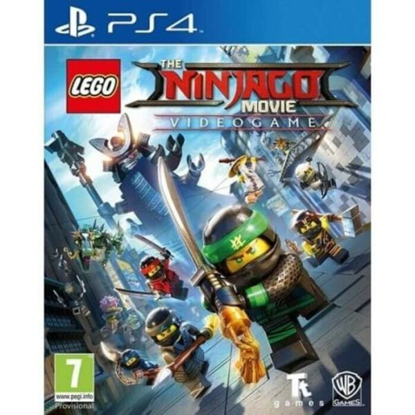 LEGO The Ninjago Movie Reg 3