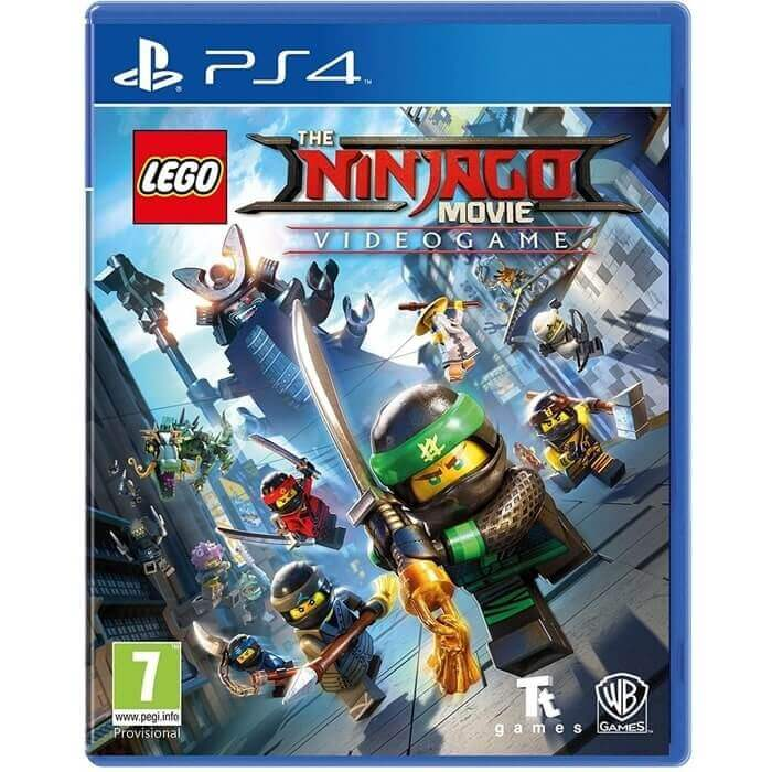 Lego The Ninjago Movie Bonus Minifigure Reg 2