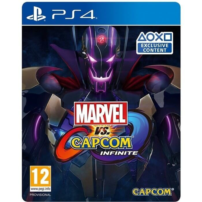 Marvel VS Capcom Infinite Reg 3