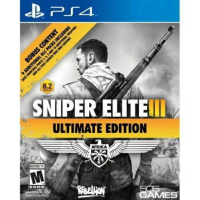 Sniper Elite III Ultimate Edition Reg All