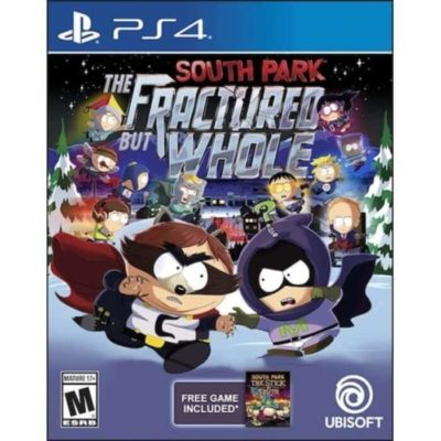 South Park The Fractured But Whole Reg 3