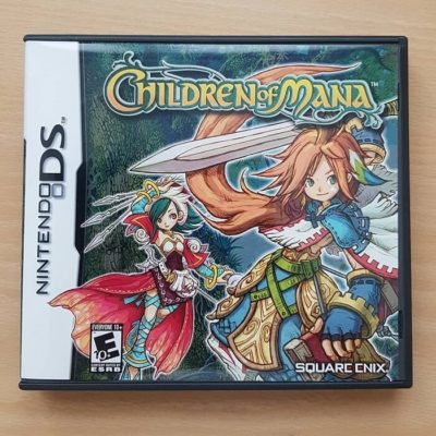 Children Of Mana USA Original Second Nintendo DS