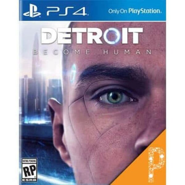 Detroit Become Human Reg 3 PS4