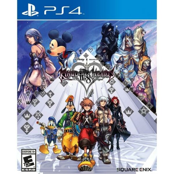 Kingdom Hearts Prologue PS4