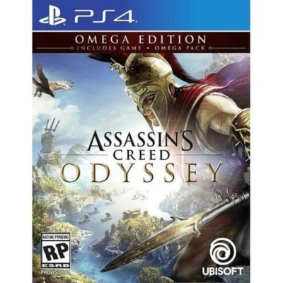 Assassins Creed Odyssey Omega Edition Reg 3 PS4