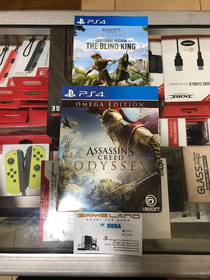 Assassins Creed Odyssey Omega Edition Reg 3 PS4 gallery2